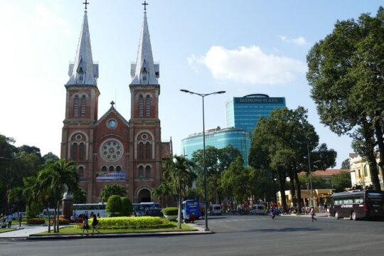 Ho Chi Minh City - Cathedral