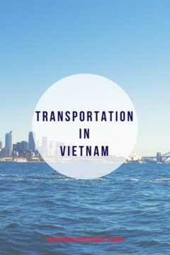 Transportation in Vietnam comes in different forms, from land, air, and water. But what is more amusing is their traffic and how the locals deal with it. If you are planning in moving to Vietnam to be an expat, you need to understand how the buses in Vietnam works, or the trains in Vietnam, especially driving a motorbike in Vietnam. #transportationinvietnam #busesinvietnam #trainsinvietnam #movingtovietnam #expatsinvietnam #drivingamotorbikeinvietnam #flyinginvietnam #boatsinvietnam