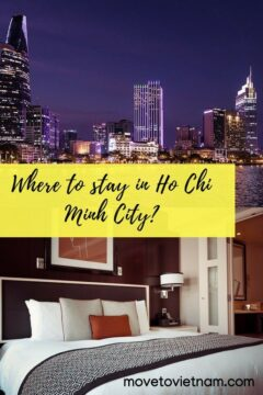 Are you going to Ho Chi Minh city soon? Maybe you still have no place to stay in Ho Chi Minh city? Here I compared the best luxury hotels, best mid-range hotels, and the best hostels in Ho Chi Minh city. From party hostels to relaxed vibe ones. #wheretostayinhochiminhcity #luxuryhotelinhochiminhcity #hostelsinhochiminhcity