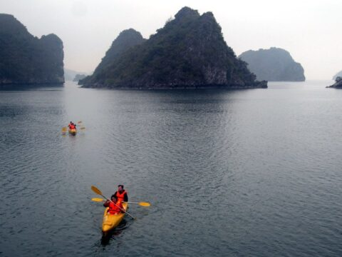 Fun things to do in Vietnam - Bai Tu Long