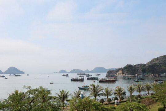Fun things to do in Vietnam - Cat Ba Island