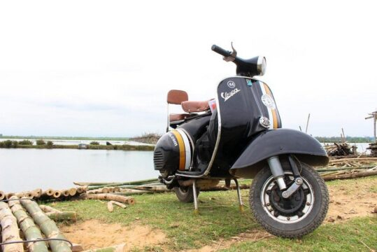 Fun things to do in Vietnam - Hoi An Vespa Tour