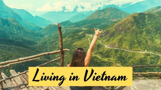 living in vietnam