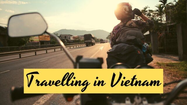 travelling in vietnam