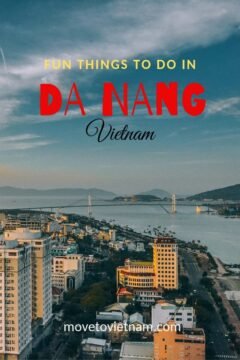 Are you heading to Da Nang soon? Check out this list of best things to do in Da Nang, Vietnam. Plus food to eat, which beach to go, and other #DaNang travel tips. #Vietnam #Thingstodoindanang