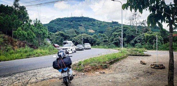 Motorbike to Bao Loc