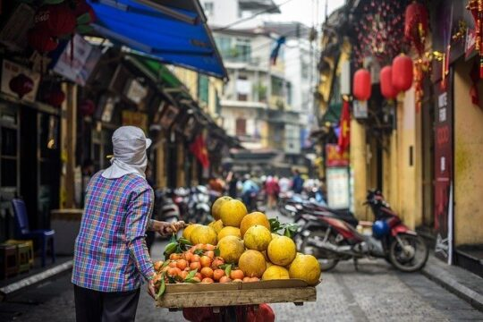 WHAT ARE THE DIFFERENT SEASONS IN HANOI