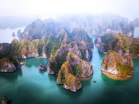 Best Beaches in Vietnam - Halong Bay